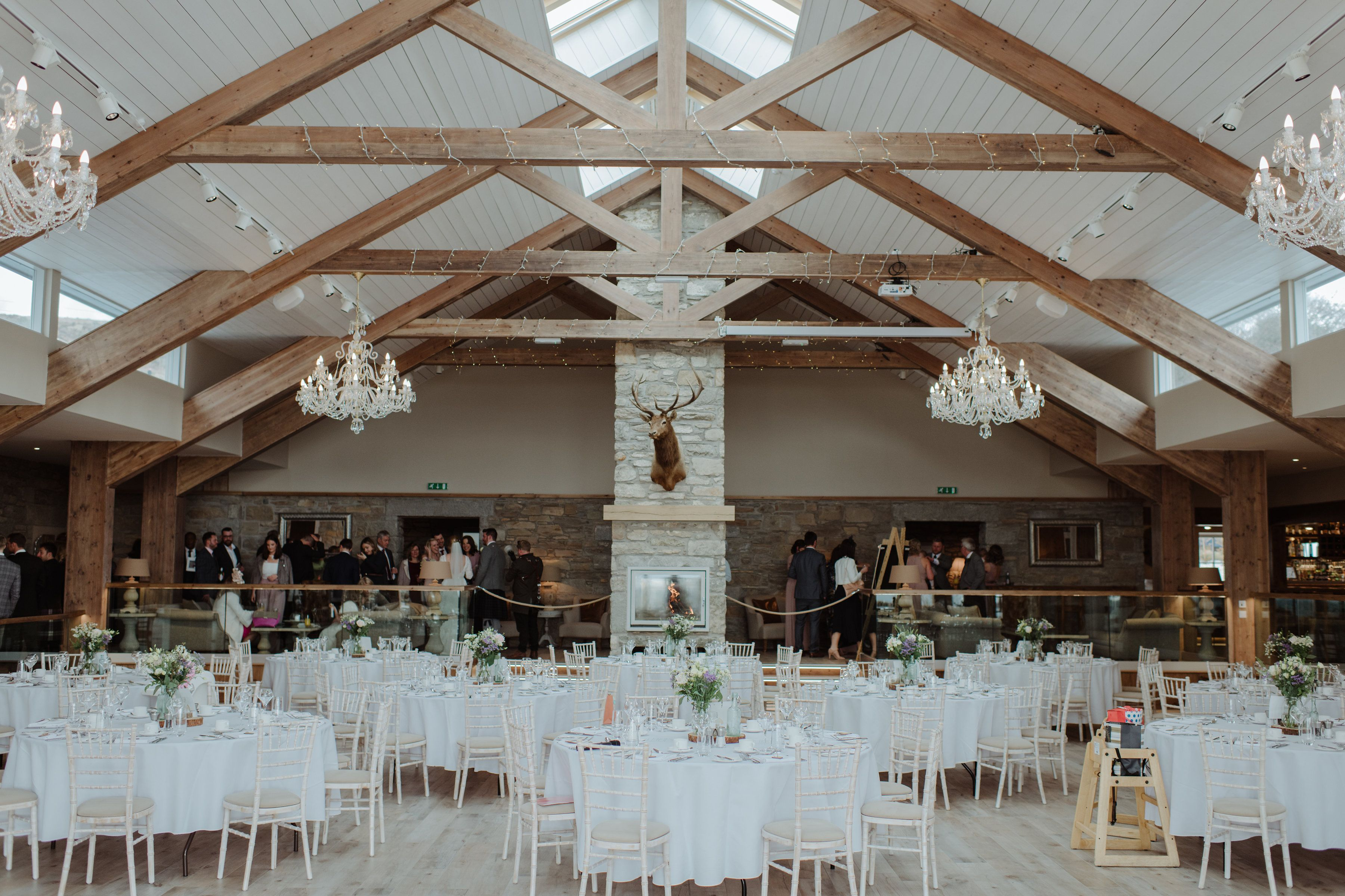Our Grand Gallery At Gg S Yard Wedding Venue Ready To Welcome Our