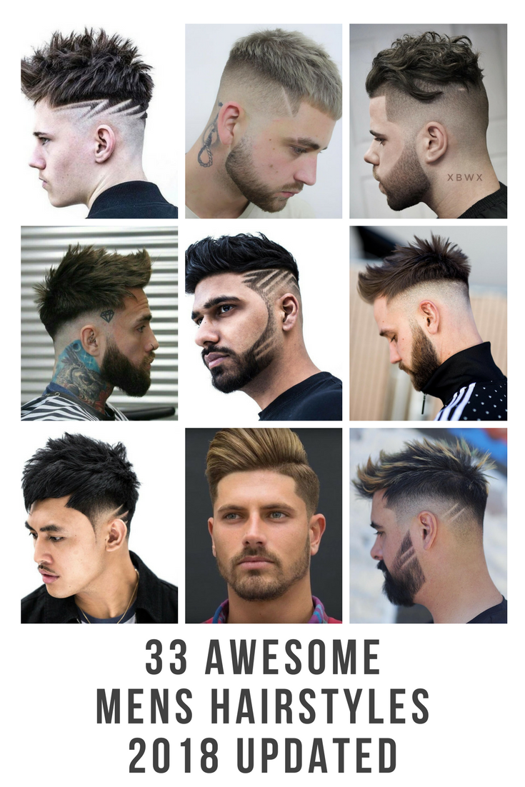 Boy hairstyle cutting 2018 check out the most upto date on trend mens hairstyle gallery