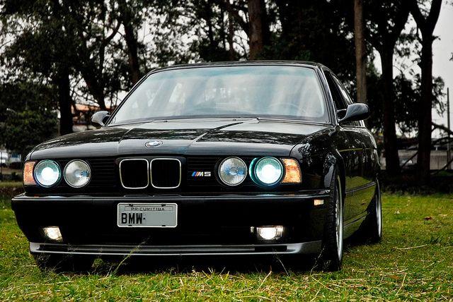 BMW M E By Robertohelfstein Via Flickr Cars Pinterest - 1990 bmw m5