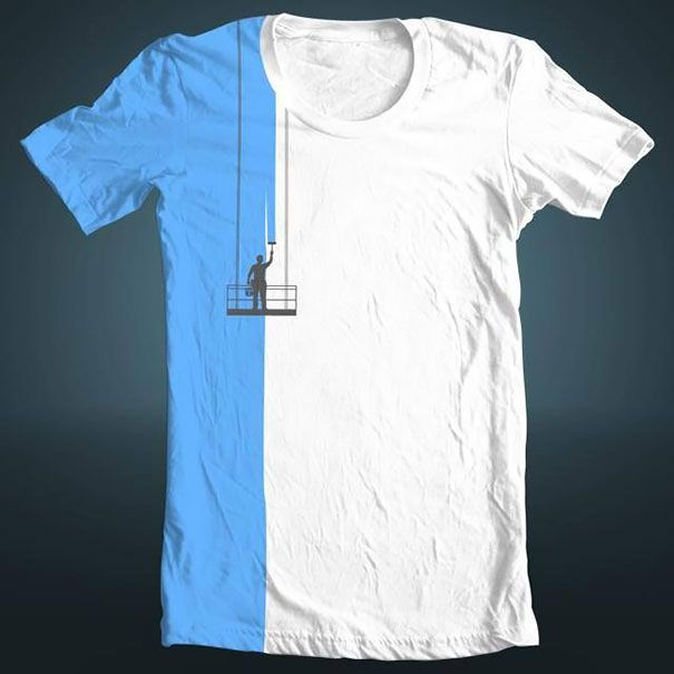 e5d128fe2 82 Of The Most Creative T-Shirt Designs Ever | Random | Camisetas ...