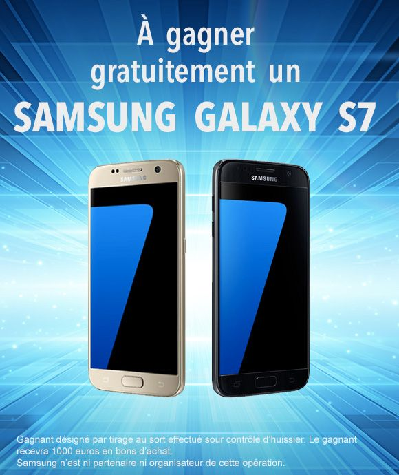 Conso Avenue : Galaxy s7