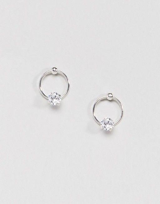 Diamante Statement Earrings - Black Liars & Lovers Jhy2m