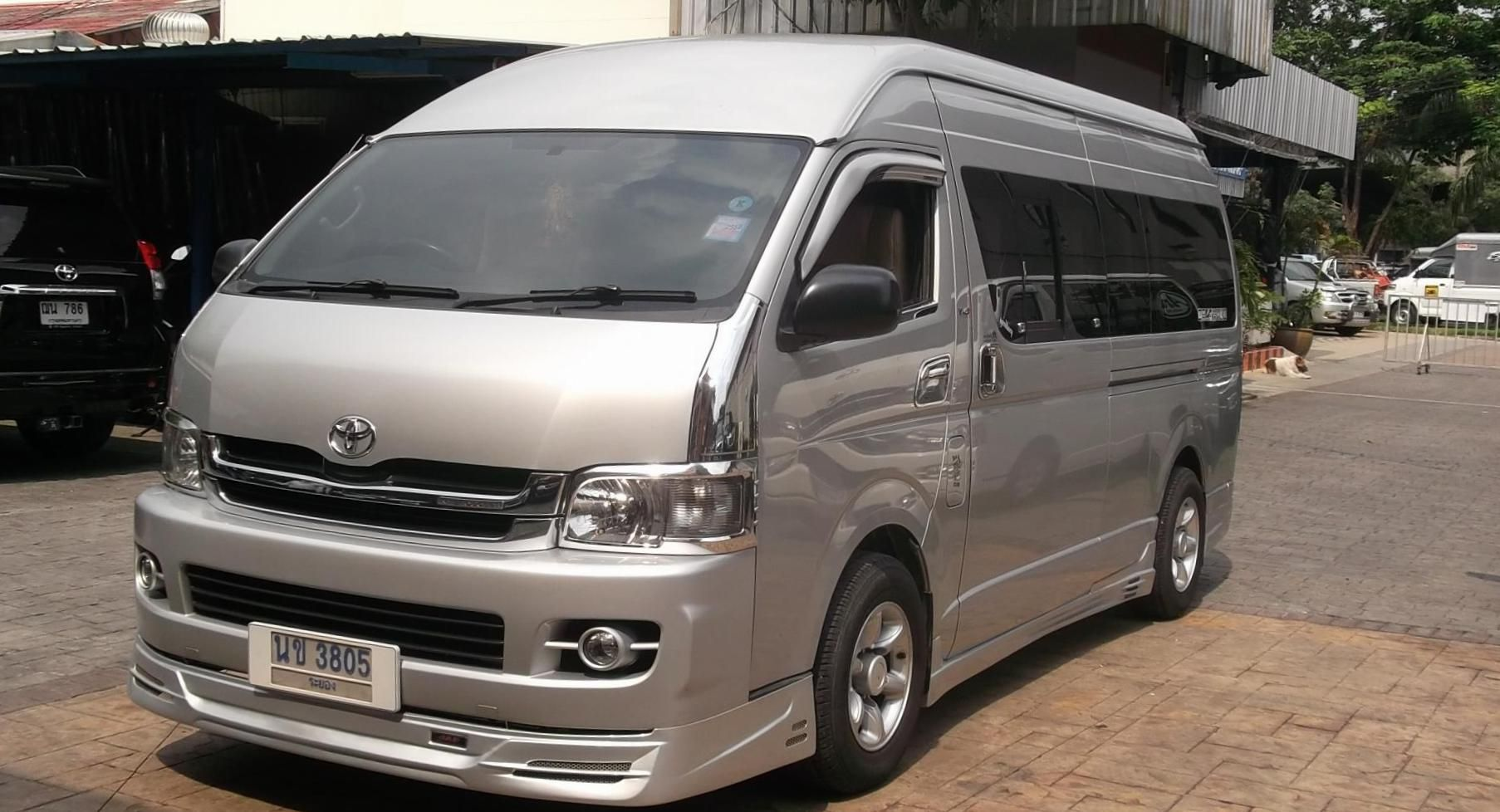 Toyota hiace photos and specs photo hiace toyota configuration and 26 perfect photos of toyota hiace