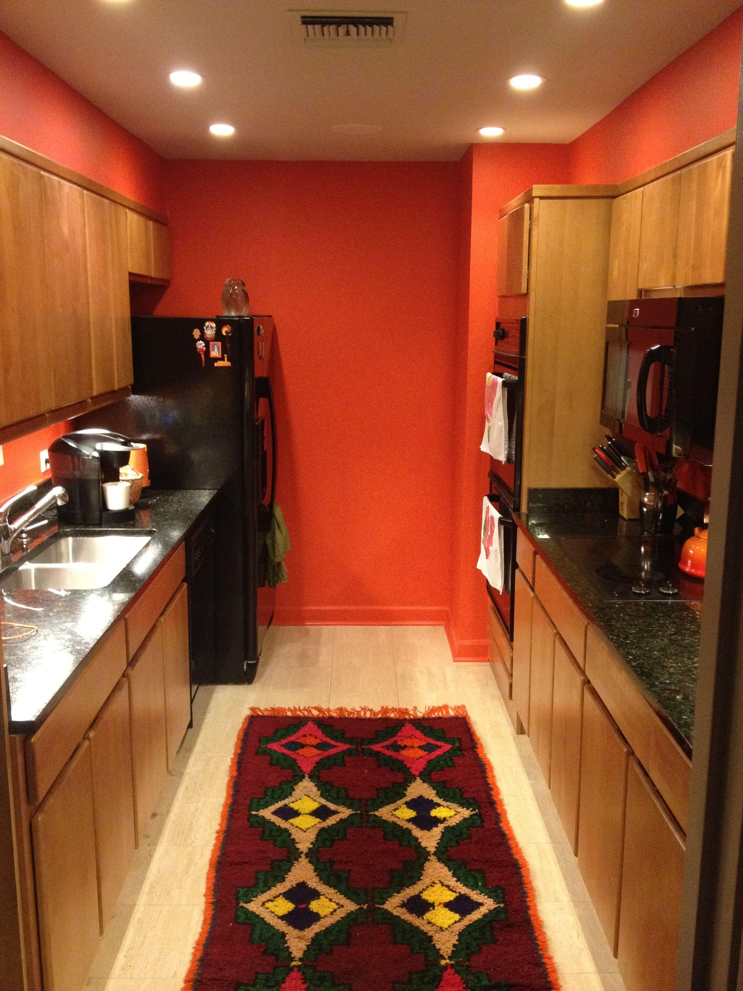 Happy Orange Kitchen Colony Square Reno Pinterest