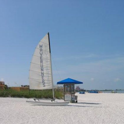 The Most Beautiful Beaches in the World: Sunny St. Petersburg Beach, Florida!