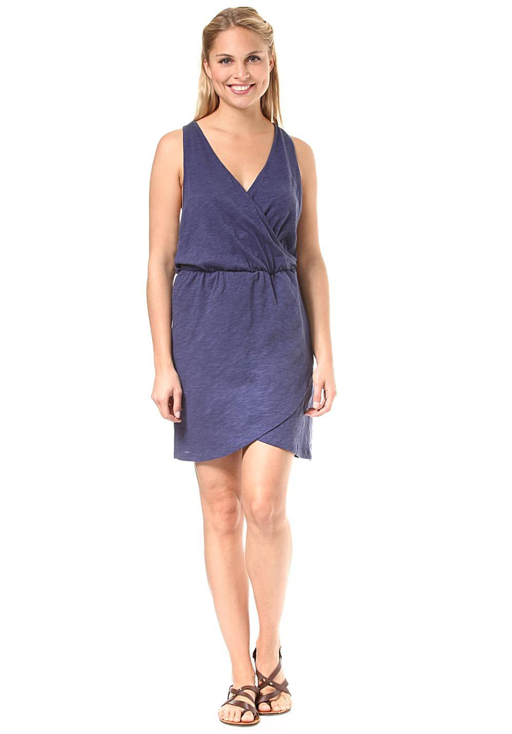 Roxy Ocean Skyline - Kleid für Damen - Blau Jetzt ...