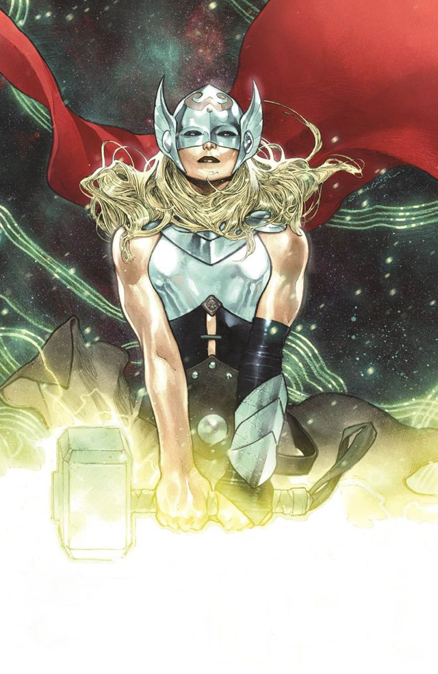 Pin by Lee C on Thor (Jane Foster) Comic art, Art