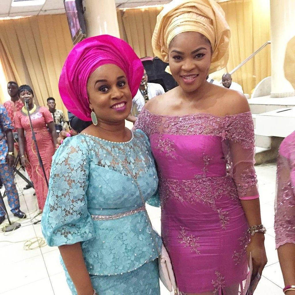 2017 05 aso ebi fashion styles nigeria wedding event fashion - Look Out Of The World In These Classy And Trendy Aso Ebi Styles Wedding Digest