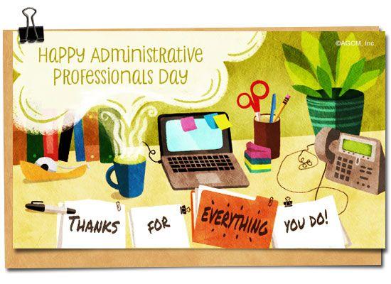 Administrative professionals day 2016 celebration ideas ...