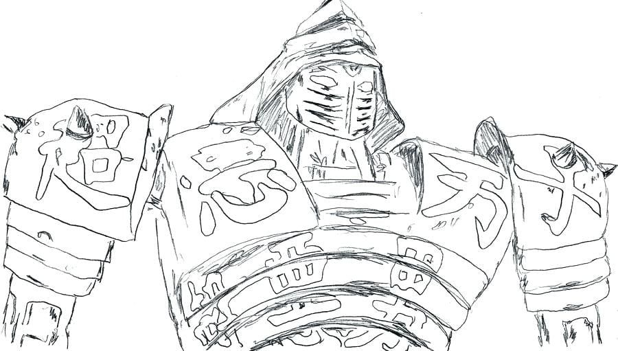 Real Steel Robot Coloring Pages | Real steel, Super ...