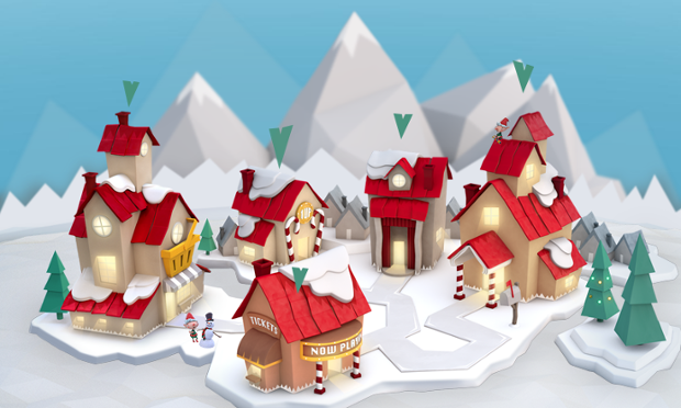 One Cool App NORAD Tracks Santa Santa countdown, Santa