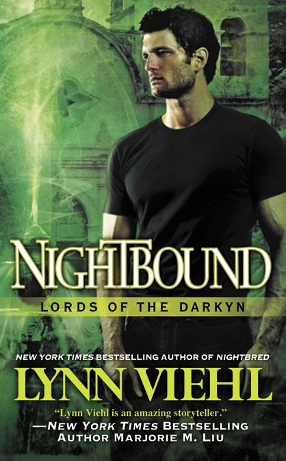 Cover Reveal: Nightbound (Lords of the Darkyn #3) by Lynn Viehl. Coming 5/7/13