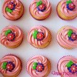 Caramel Bailey's Cupcakes