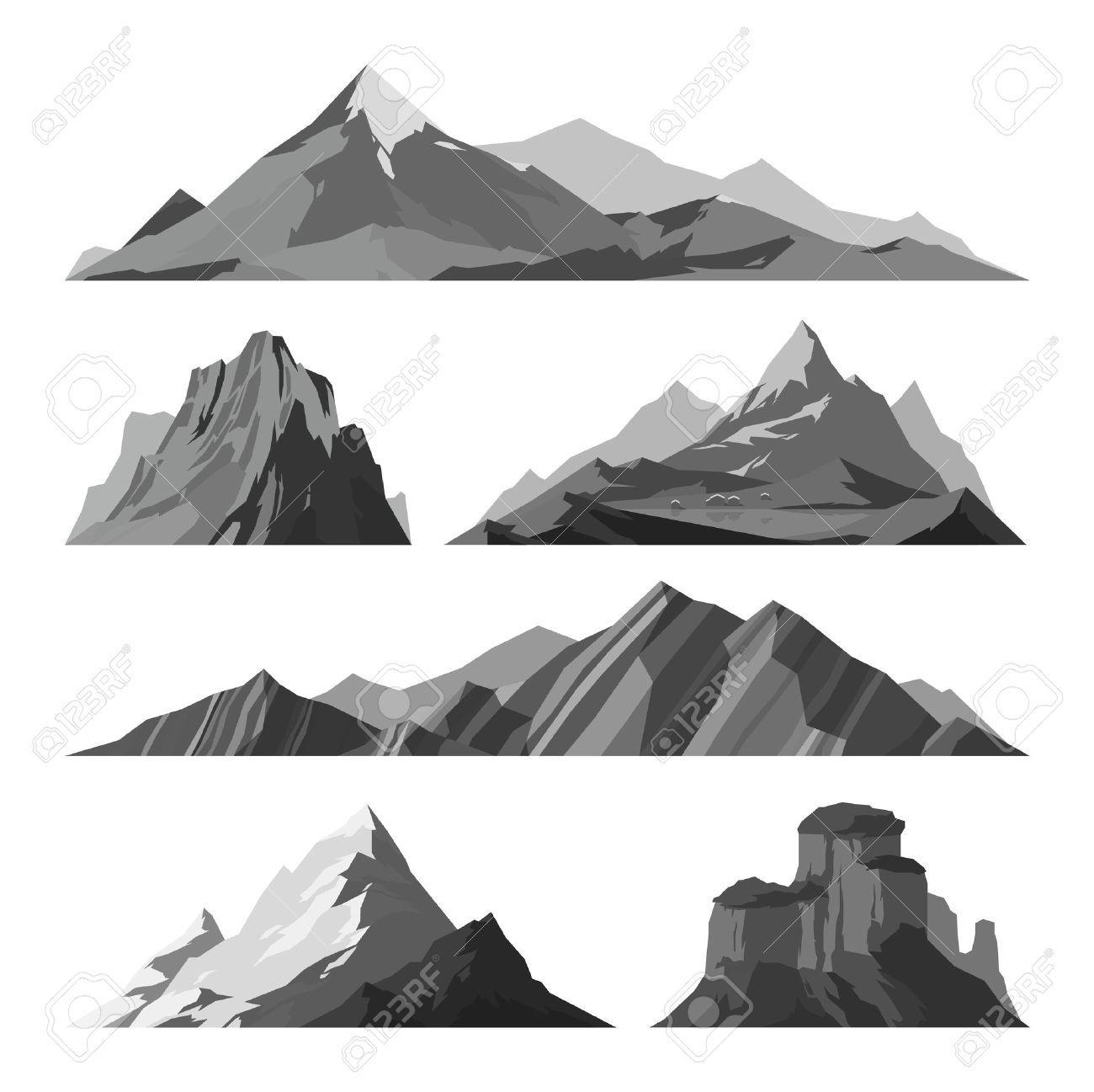 Ice Mountain Illustration Ocean Sun Stock Illustrations – 231 Ice Mountain  Illustration Ocean Sun Stock Illustrations, Vectors & Clipart - Dreamstime
