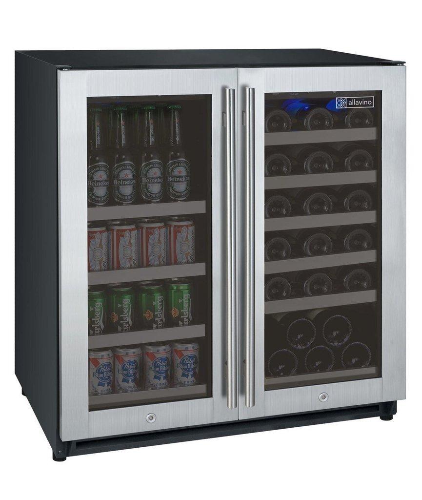 FLASH SALE! Allavino Flexcount Freestanding Beverage