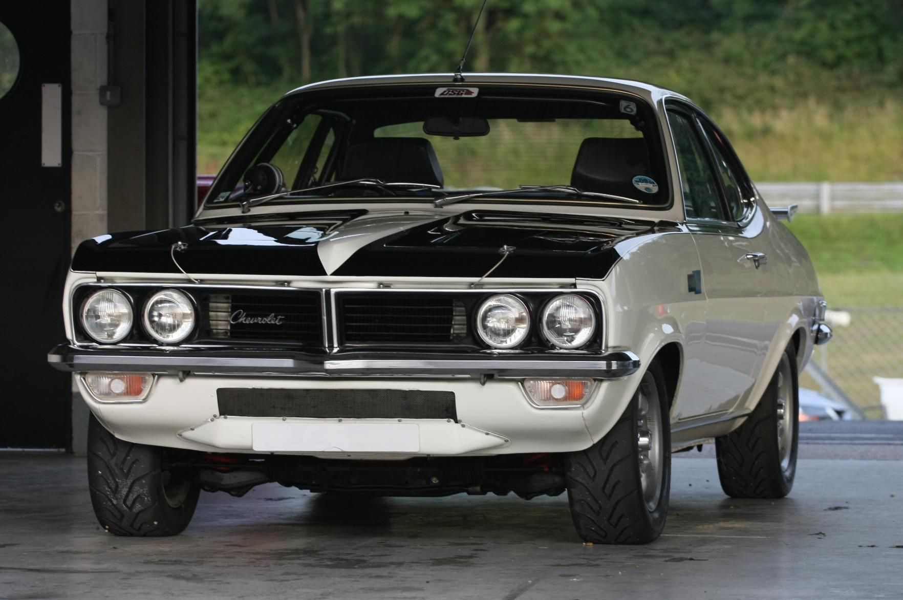 Obscure Muscle Car Garage The Chevrolet Firenza Can Am