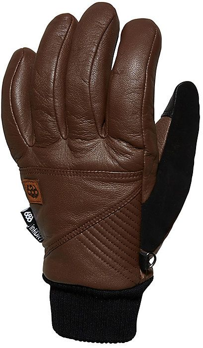 686 Raw Leather Gloves