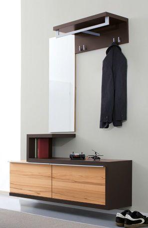 Mobile da ingresso moderno / a muro / in legno SENTO : Nr. 272 ...