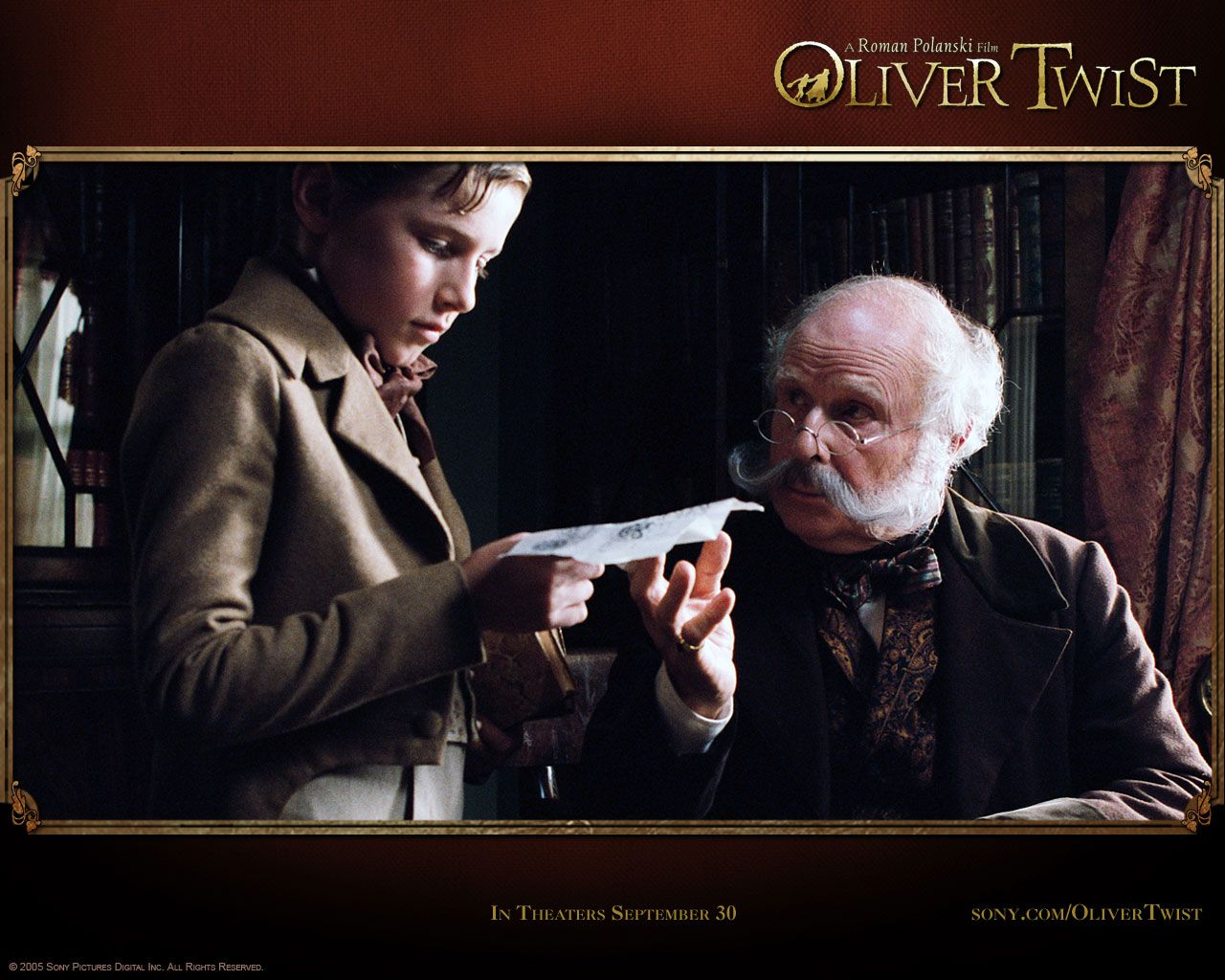 Watch Streaming HD Oliver Twist, starring Barney Clark