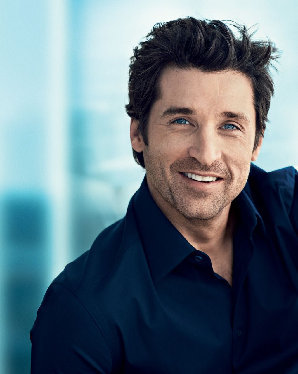 Patrick Dempsey..from Can\'t Buy Me Love to Grey\'s Anatomy...love him ...