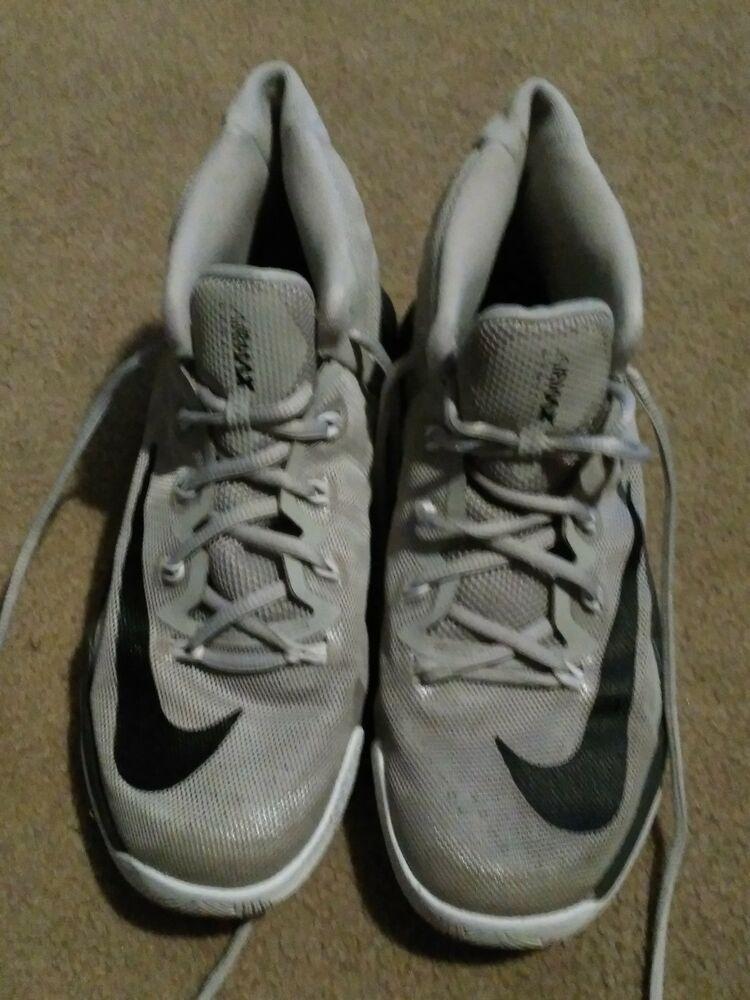 separation shoes cc13f c0d48 Nike airmax 2016 audacity Basketball Shoes 843884-004 grey Men s Size 8   fashion  clothing  shoes  accessories  mensshoes  athleticshoes (ebay link)