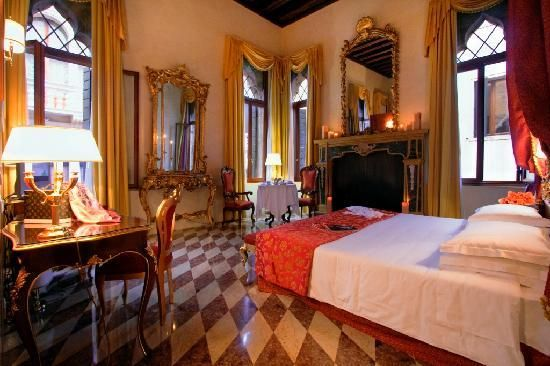 Hotel Dona Palace in Venice, Italy...stayed here!