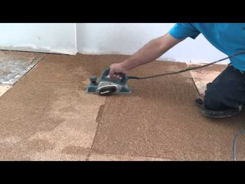 Easy Way To Level Subfloor Before Hardwood Floor Installation Youtube Installing Hardwood Floors Hardwood Floors Hardwood