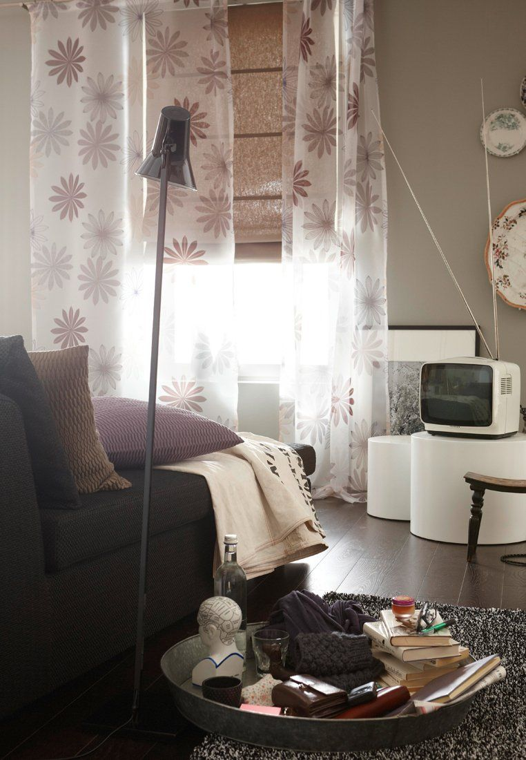 Schöner Wohnen BREAK Gardine kitt House interior