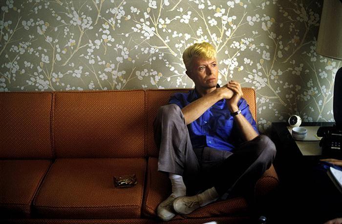 David Bowie, 1983 http://t.co/0XLfjCXstM