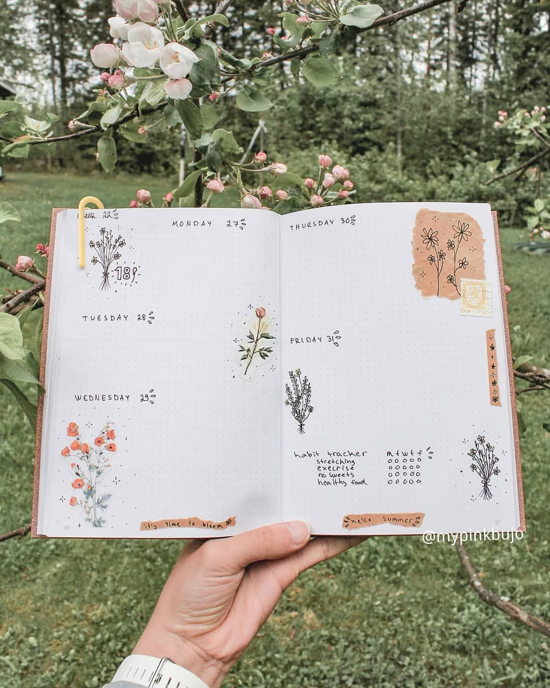 Pin on Journal & Planner