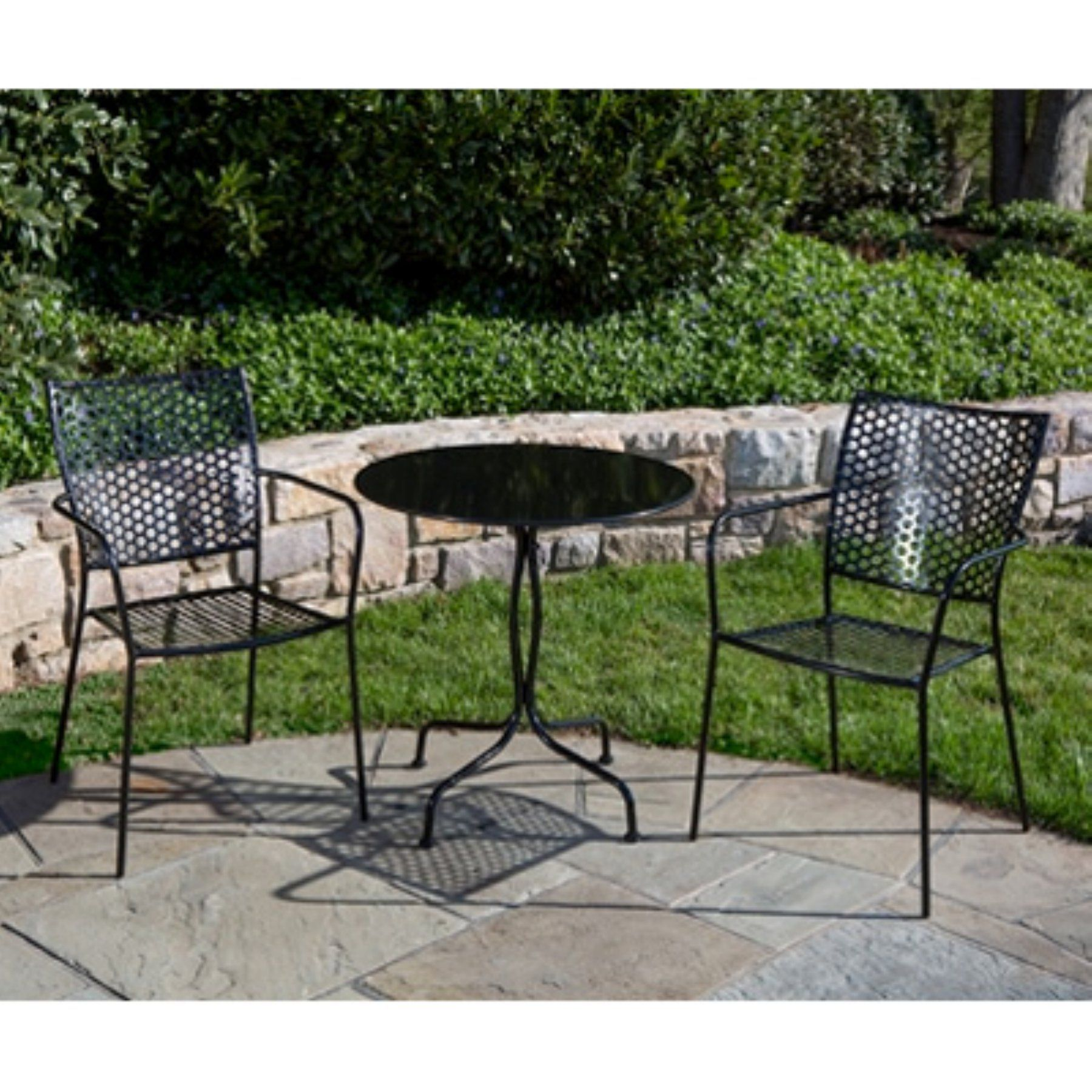 outdoor martini patio bistro set black 26 1303 products rh pinterest at