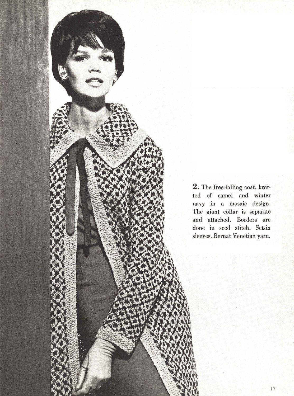 Endpaper coat 1960s knitting fair isle sweater coat pattern endpaper coat 1960s knitting fair isle sweater coat pattern vintage vogue knit 1961 bankloansurffo Choice Image
