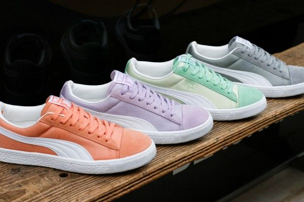 UNDFTD X Puma Ballistic Collection -  Andrew Mager Bower I need these! 752fc24de5
