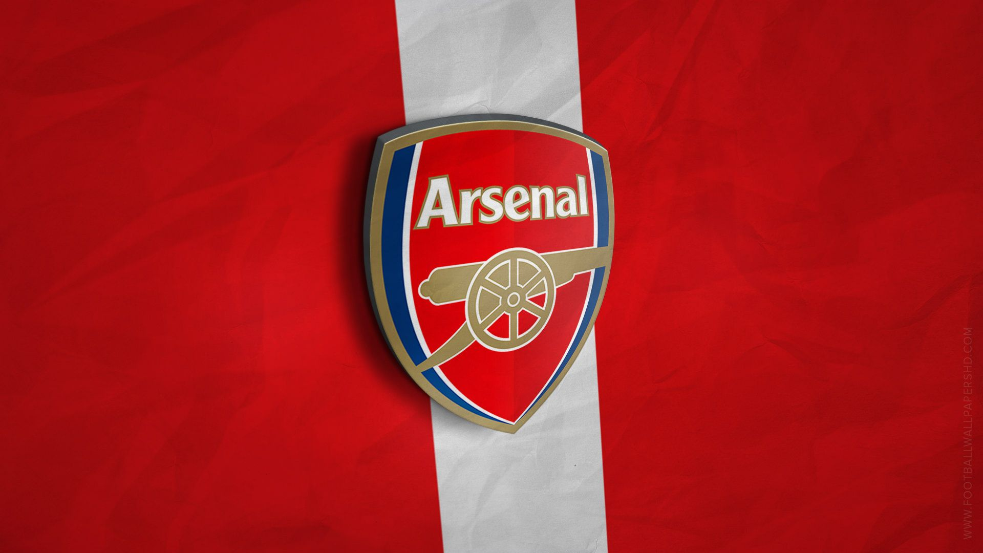 Arsenal Fc 3d Wallpapers Arsenal 3d Logo Wallpaper Football Wallpapers Hd