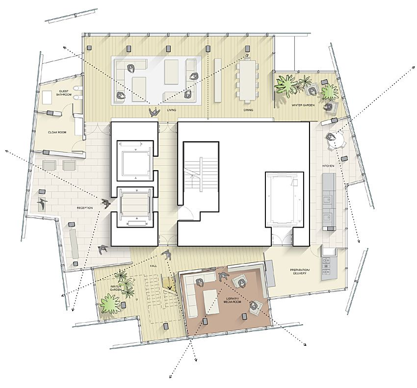 London The Shard 306m 1004ft 73 Fl Com Page 61 Skyscrapercity In 2020 House Floor Plans Luxury Apartments Architecture Plan