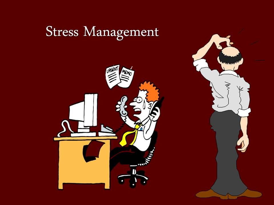 Learn why you feel #stress and how to #fight it with this #Stress