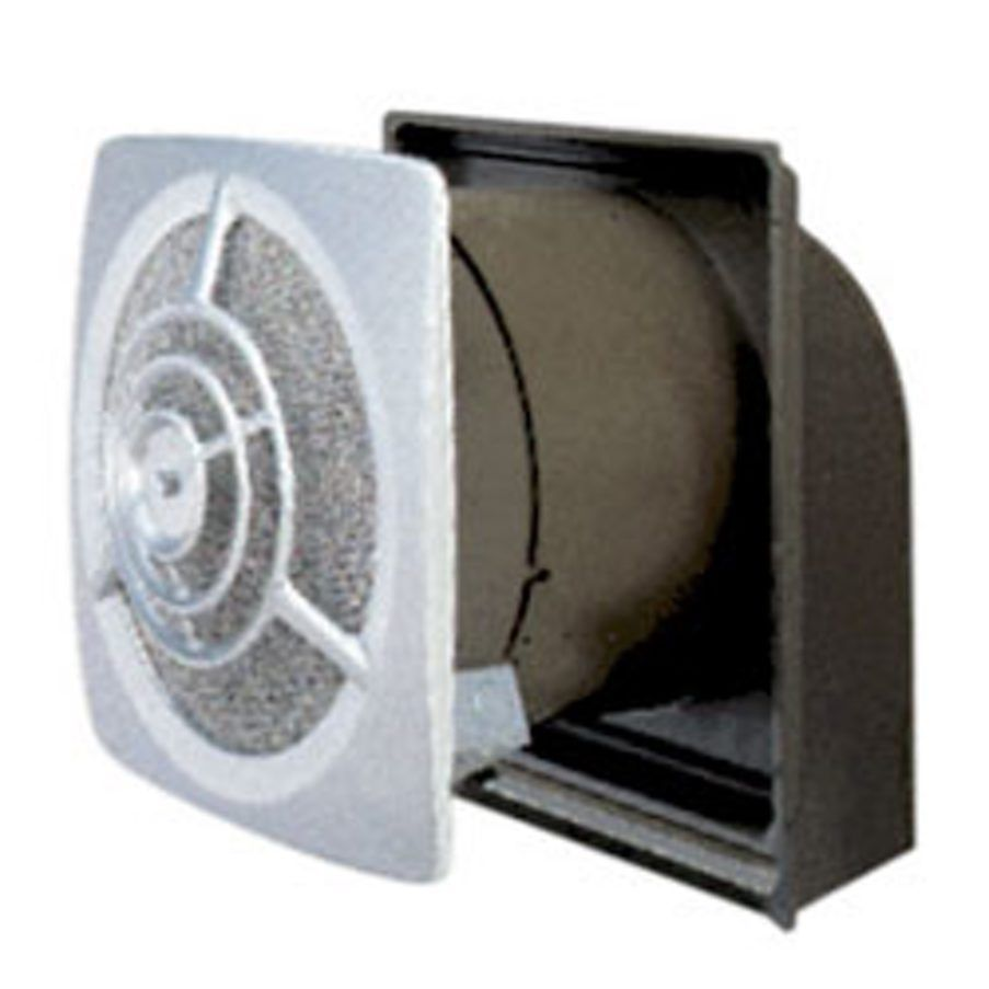 Kitchen Exhaust Fans Through Wall