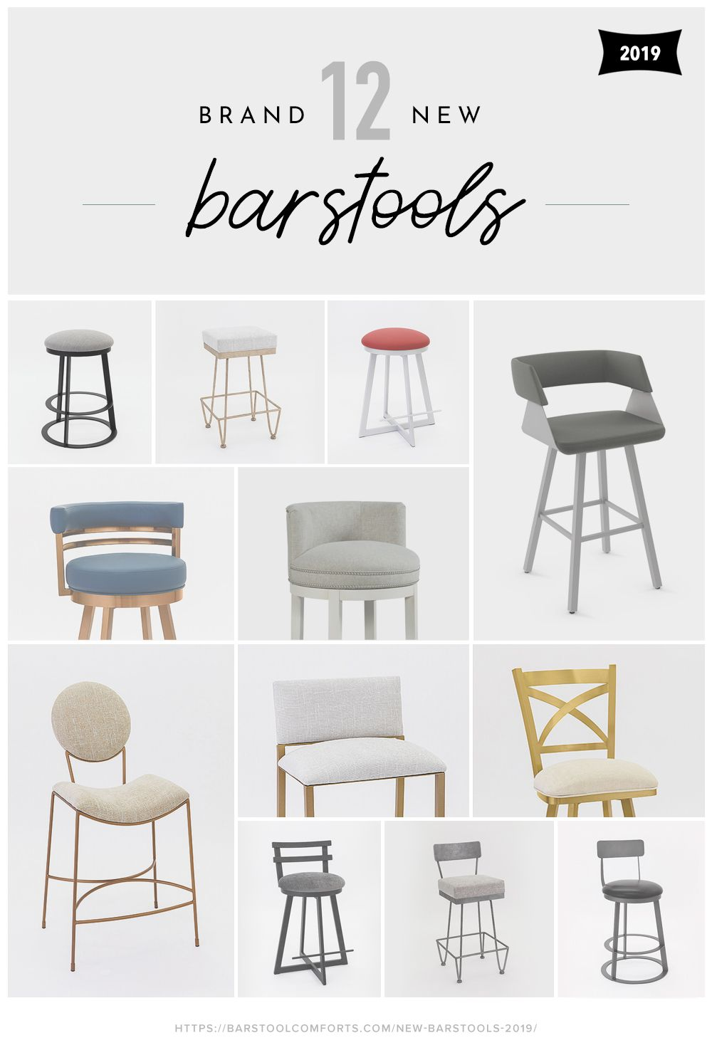 12 New Bar Stools For Your Kitchen In 2019 Dining Room Chair