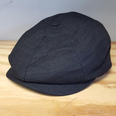 36d4e961502f7 Brood Hat by Brixton- WASHED BLACK