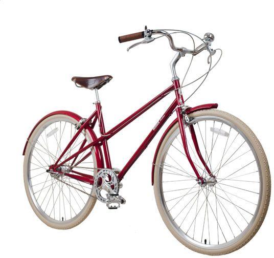 Bobbin Bicycle Classic Bikes Red Bicycles