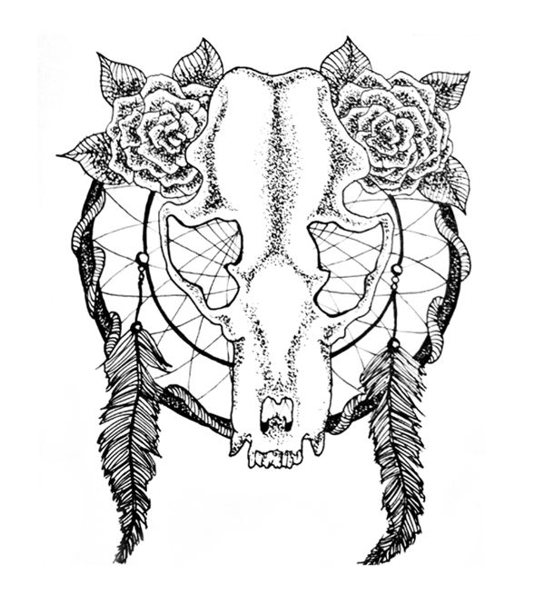 dream catcher coloring pages yahoo image search results - Dream Catcher Coloring Pages
