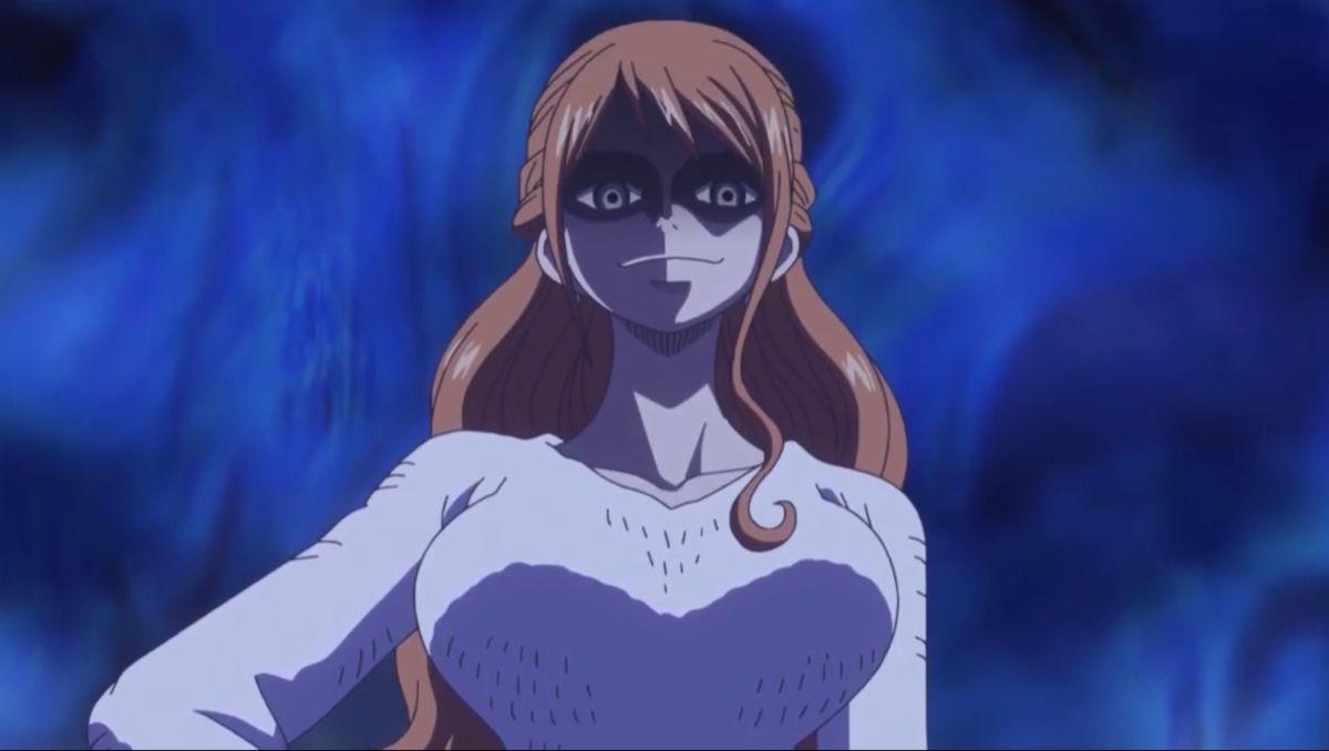 Scary Nami One Piece Nami Anime Nami Cosplay