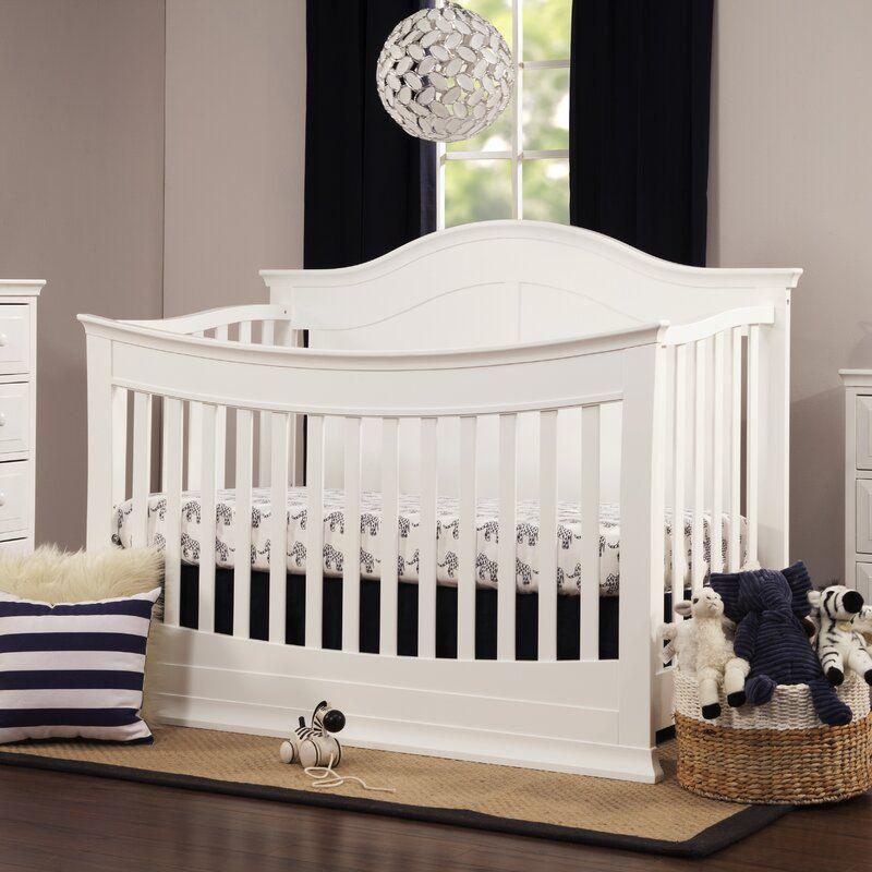 Meadow 4 In 1 Convertible Crib Convertible Crib Cribs Baby