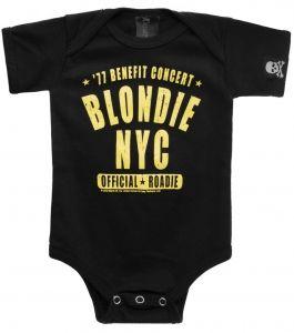 Kiditude - Blondie Baby One Piece Bodysuit $21.95 Read more: http://www.kiditude.com/catalog/punk-baby-clothes/blondie-baby-one-piece-bodysuit-958.html