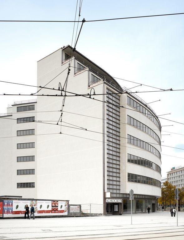 Architekten Chemnitz auer weber architekten bda projekte smac staatliches museum