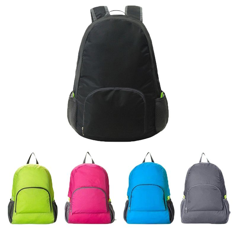 57e47c101ed0 Daddy Chen Lightweight Foldable Waterproof Women Men Children Skin Backpack  Travel Outdoor Sports Camping Hiking Bag