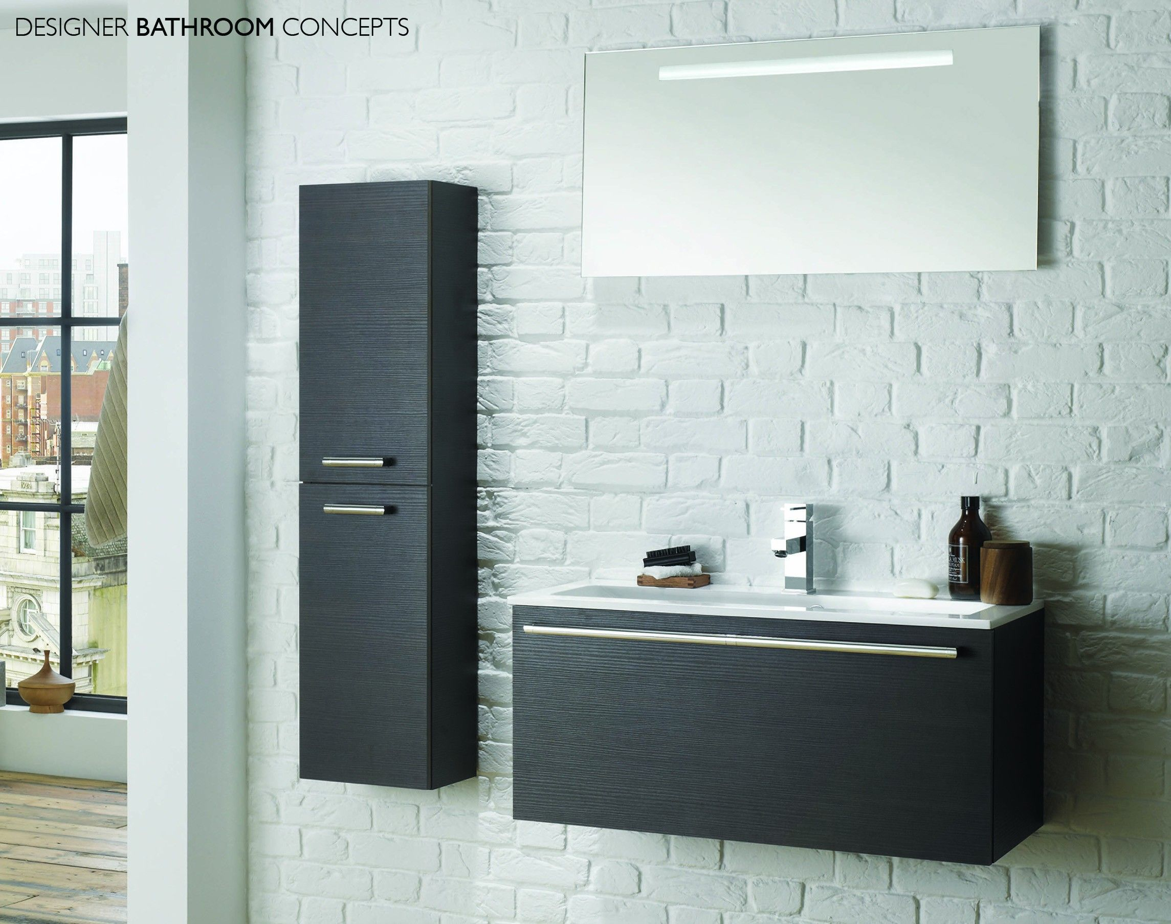 Outré Designer Modular Bathroom Furniture from ...