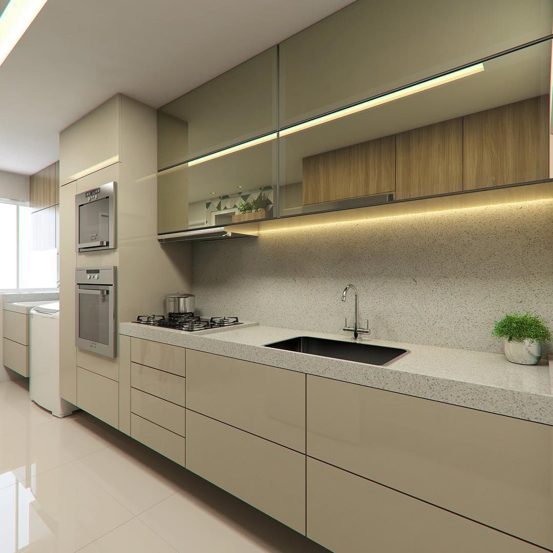 Cocinas Caseras Pin De Dani Barrantes En Home Kitchen Design Kitchen Y Modern
