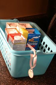 How to Organize a Medicine Cabinet #organizemedicinecabinets How to Organize a Medicine Cabinet #organizemedicinecabinets