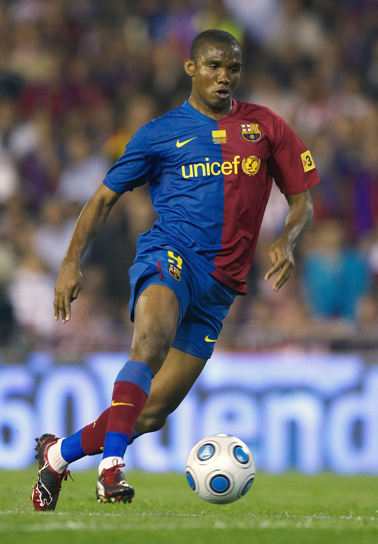 Samuel Eto o Football Pinterest